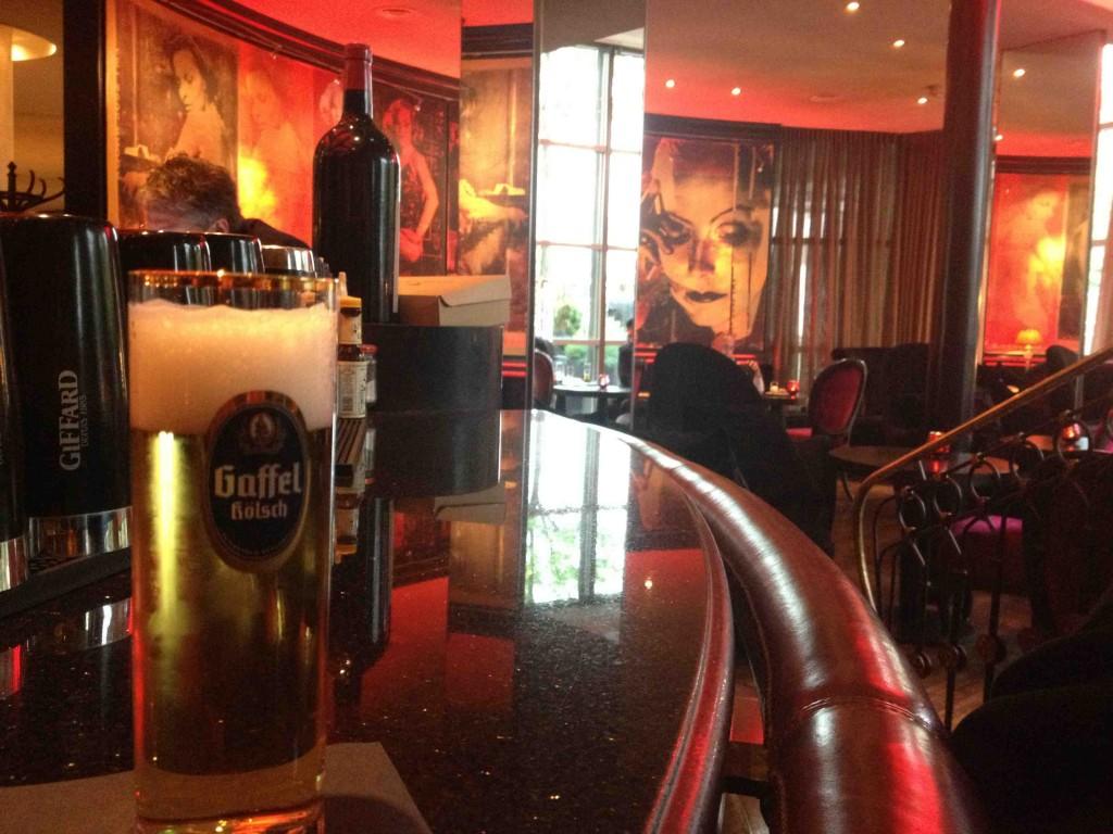 Restaurant Mythos Hotel Savoy Koln
