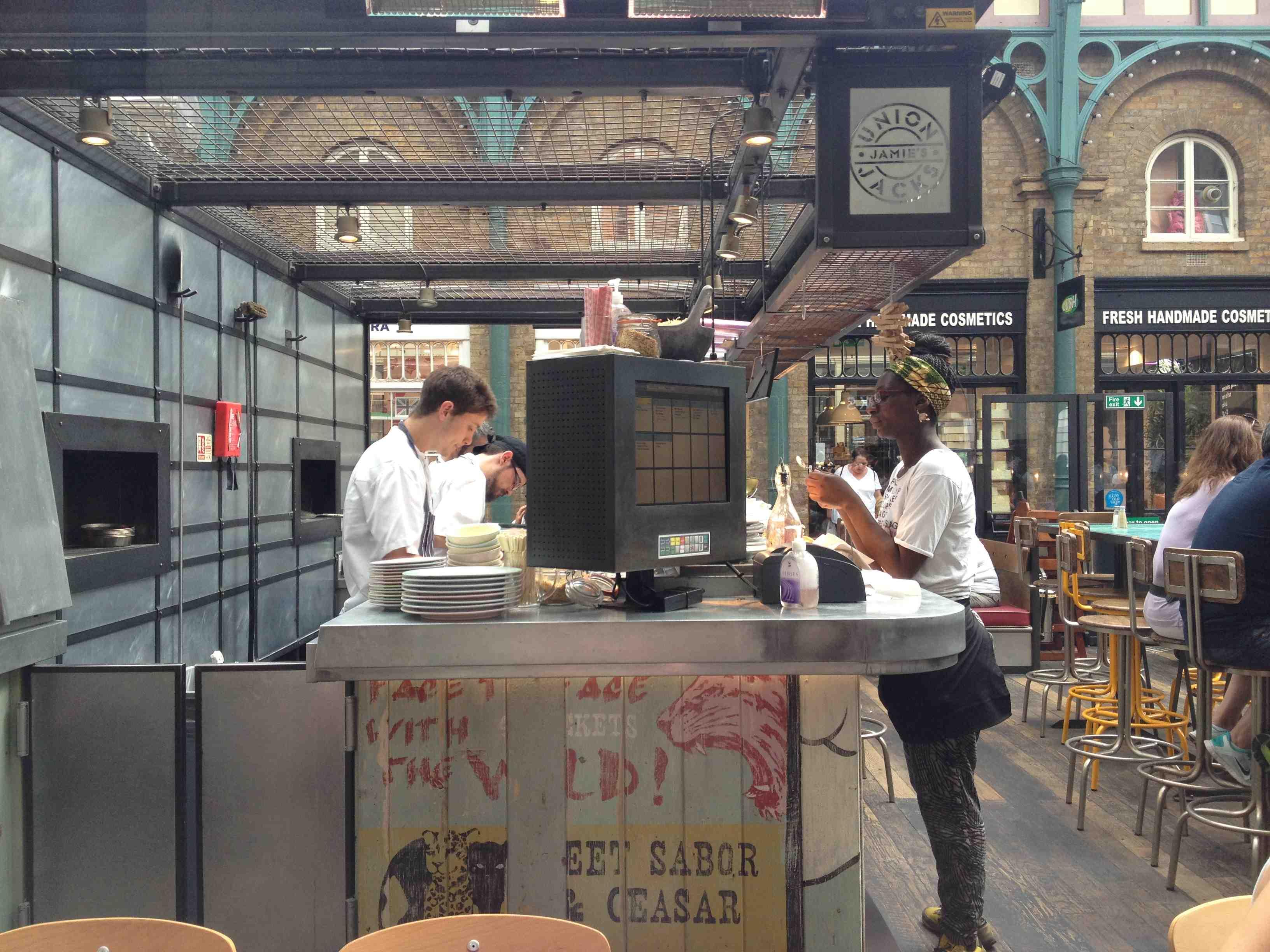 Covent Garden Market Italian Restaurant